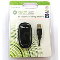 (ティックス)TICKS Xbox 360 ワイヤレスコントローラがPCで使えるレシーバー ブラック