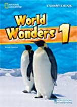 World Wonders Book 1 : Student Book with Audio CD (1)