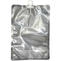 水筒 のまま 冷凍 凍らせても 使用 可能 ウォーター バッグ キャリー 折たたみ コンパクト 大容量 給水 ソフト ボトル タンク 水 袋 ハイキング 登山 アウトドア スポーツ 災害 防災 非常 用 水分 補給