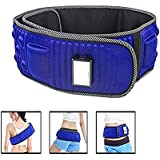 DHINGM Slimming Massage Belt Slimming Belt, 360-degree Fitness Abs, All-Round Exercise, Help Promote Blood Circulation, Enhance Metabolism, Easy to Enjoy Thin