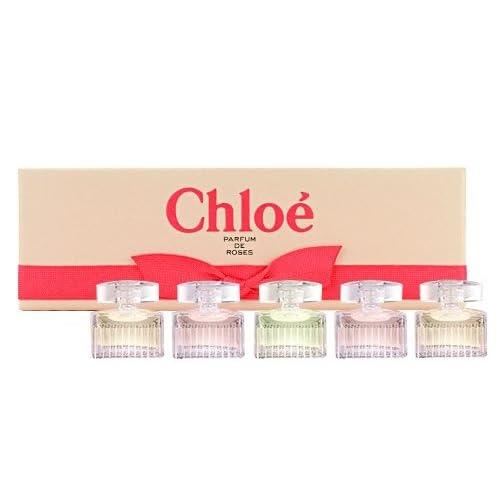 Chloe PARFUM DE ROSES MINI 5SET パフューム ド ローズ ミニ香水5個セット【並行輸入品】