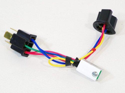 gpx250 ヘッドライト オンオフスイッチ 常時点灯をOFFに! HID装着車に!