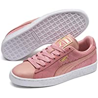 PUMA Women's Suede Shimmer WN's Sneakers