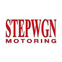 STEPWGN ステップワゴン モータリング ステッカー レッド 赤