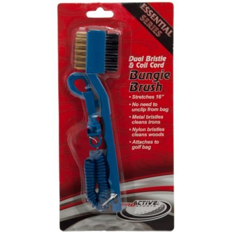 ProActive Sports MBB002-BLU Bungie Brush in Blue