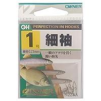 OWNER(オーナー) OH 細袖 1号