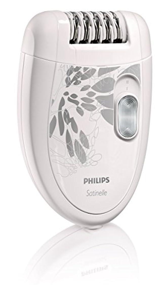 宿泊盲目勘違いする【並行輸入品】Philips HP6401 Satinelle Epilator White/Gray