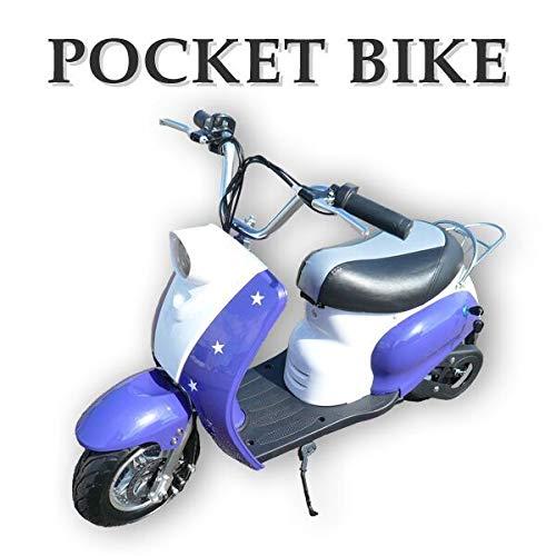 期間限定セール 在庫品 始動点検後発送 ミニ 電動 バイク ...
