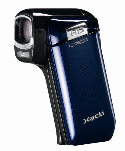 SANYO ハイビジョン デジタルムービーカメラ Xacti (ザクティ) DMX-CG10 ブルー DMX-CG10(L)