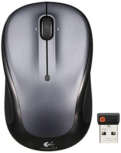 LOGICOOL ワイヤレスマウス ダークシルバー M325tDS