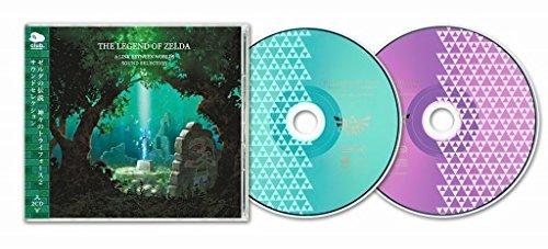 ゼルダの伝説 神々のトライフォース 2 サウンドセレクション...