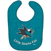 NHL San Jose Sharks wcra2063914すべてProベビーよだれかけ