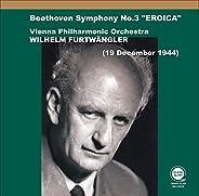 ベートーヴェン : 交響曲第3番「英雄」 / ヴィルヘルム・フルトヴェングラー、ウィーン・フィルハーモニー管弦楽団 (1944) (Beethoven : Symphony No.3 / Wilhelm Furtwang