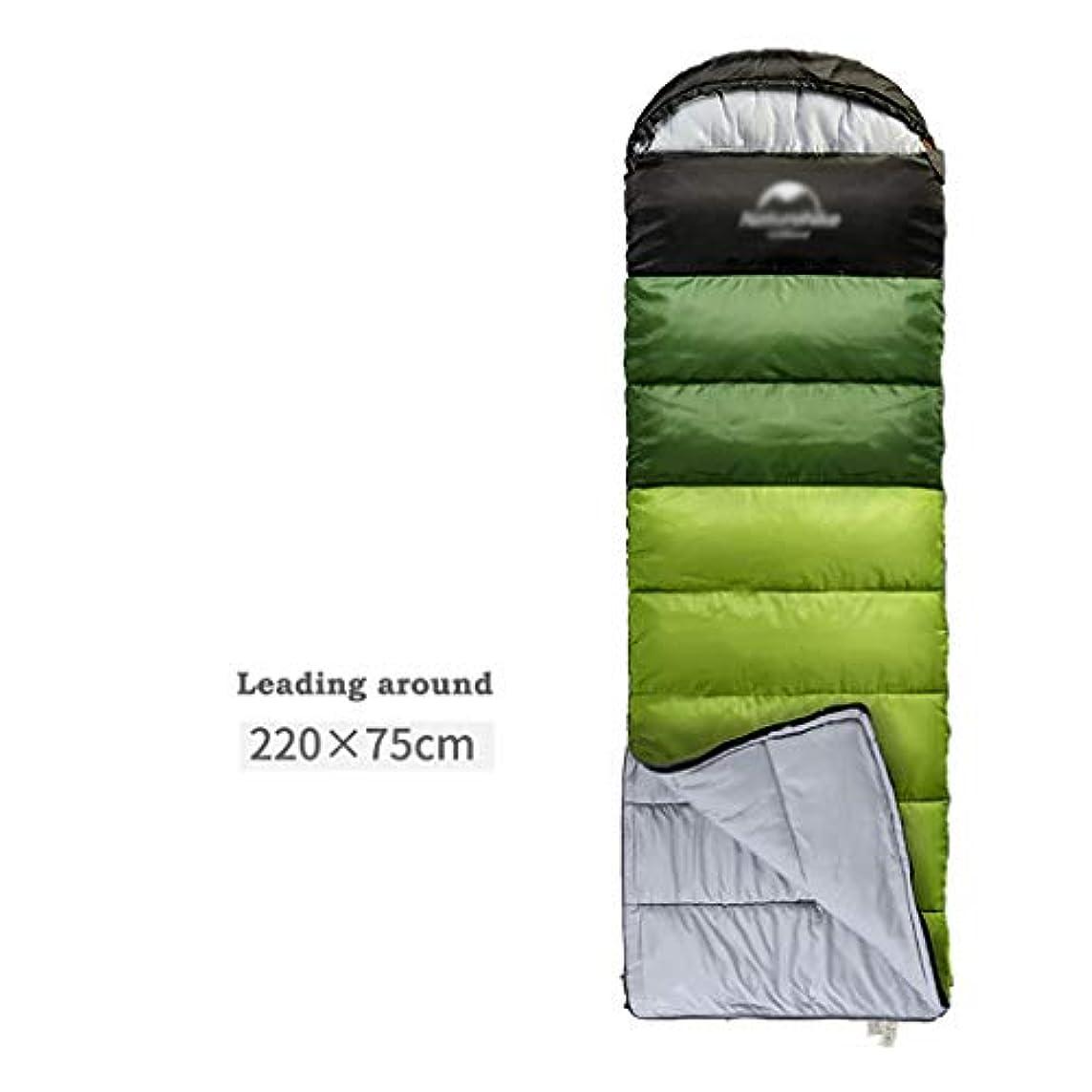 評価可能抵抗力があるミスペンド大人の封筒の寝袋春、夏、秋と冬の屋外のテントキャンプ旅行オフィススプライス可能な寝袋持ち運びが簡単 (色 : B1, サイズ さいず : Leading around)