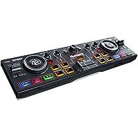 Numark ポータブルDJコントローラー Serato DJ Intro付き オーディオインターフェイス内蔵 DJ2GO2