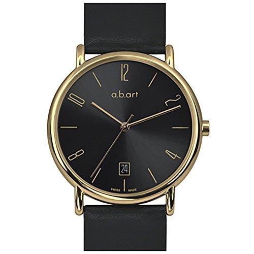 [エービーアート]a.b.art 腕時計 Series KLD KDL121 BR/S メンズ 【正規輸入品】
