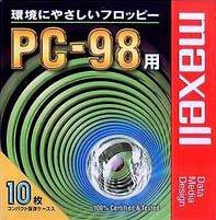 3.5FD 98 10枚 [MFHD8C10P]