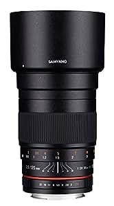SAMYANG 単焦点中望遠レンズ 135mm F2.0 ソニーαE用 883935