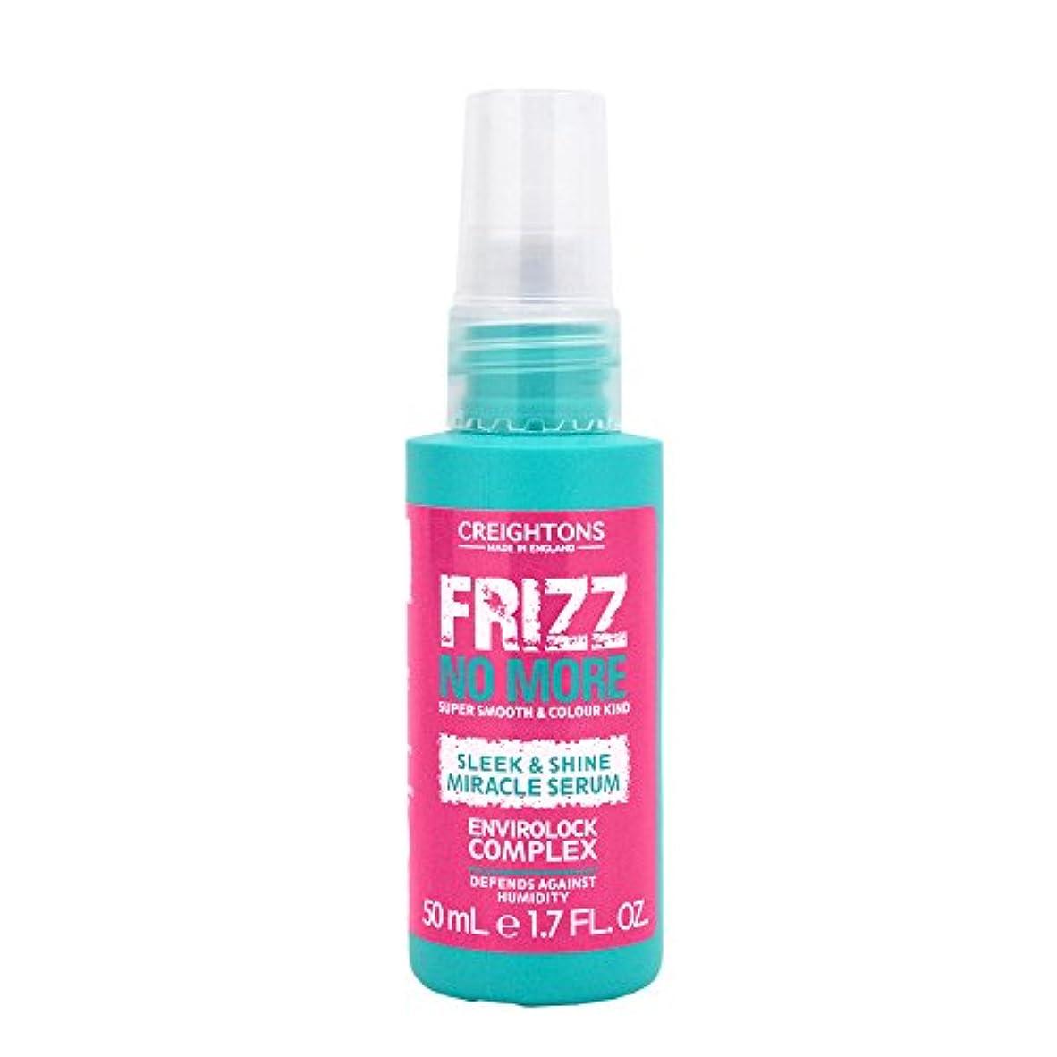 起訴する呼吸する電化するFrizz No Moreなめらかで輝く血清、50 ml