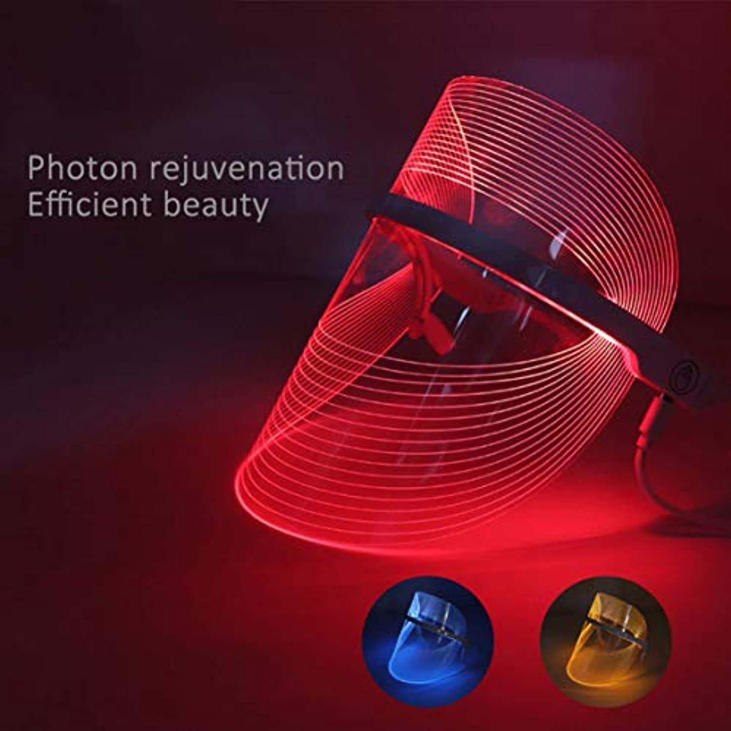 幻影任命するジャンクションIntercoreyは光子の皮の若返りの器械の分光計の美のマスクの電子美の器械色の美装置を導きました