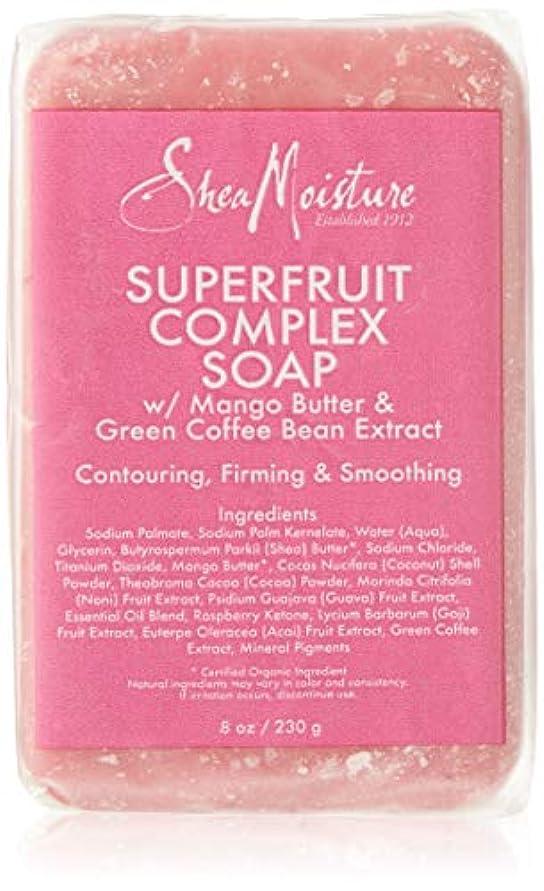 難民傭兵傑作SheaMoisture SuperFruit Complex Bar Soap, 8 Ounce