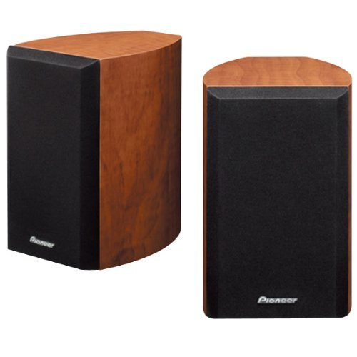 Pioneer 2 Way Bookshelf Speakers S-LM2B-LR[japan import] [並行輸入品]