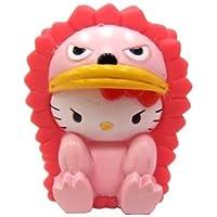 キャラクター人形すくい なりきりキティピグモン(H40mm) 10個入り  / お楽しみグッズ(紙風船)付きセット