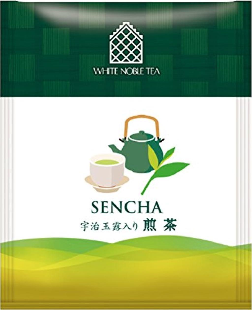 断言する著者受け皿三井農林 ホワイトノーブル紅茶 ( アルミ?ティーバッグ ) 宇治玉露入り煎茶 2.0g×50個