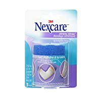 "????? Nexcare 3M Athletic Wrap Blue Tape 3 X 5 Yards, 3"" X 5 Yards each"
