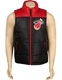 Miami Heat Mitchell & Ness Winning Team Vest