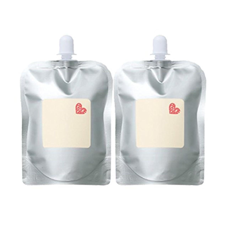 部分的に研磨剤消化【x2個セット】 アリミノ ピース ナチュラルウェーブ ホイップ 400g 詰替え用