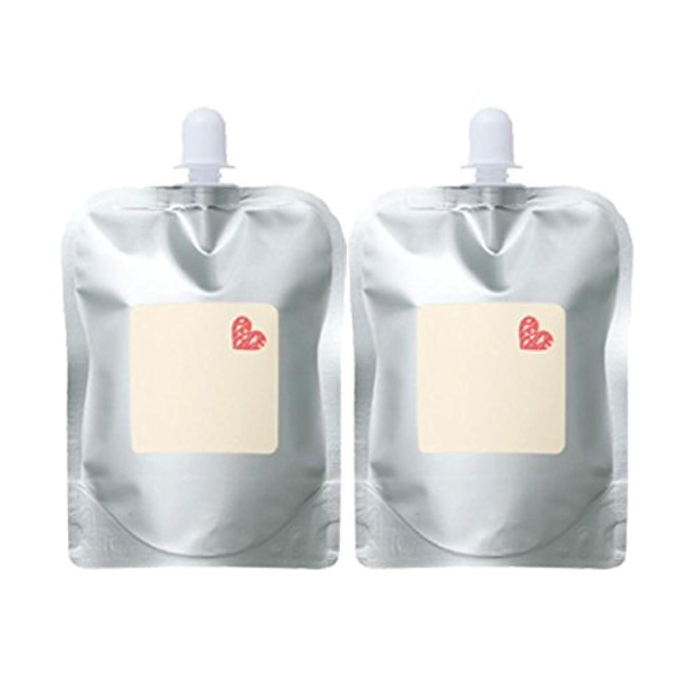 ペダル暴力的な消毒する【x2個セット】 アリミノ ピース ナチュラルウェーブ ホイップ 400g 詰替え用