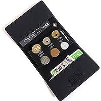 FALCON(ファルコン) COIN HOME コインホーム 専用ケース SIVO ブラック カードポケット×2