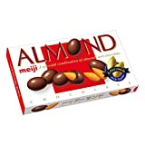 Meiji almond chocolate 88g x 10