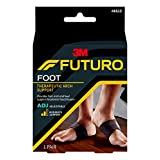 Futuro Therapeutic Arch Support, Black, Adjustable