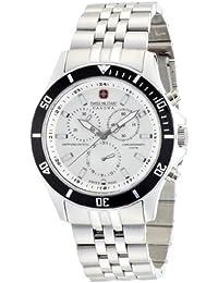 [スイスミリタリー]SWISS MILITARY 腕時計 FLAGSHIP ML-321 メンズ 【正規輸入品】