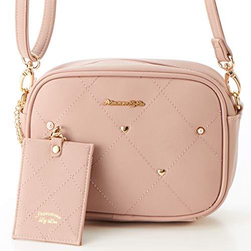 リズリサ(バッグ&ウォレット)(LIZ LISA Bag&Wallet) ジェム ショルダーバッグ【ピンク/**】