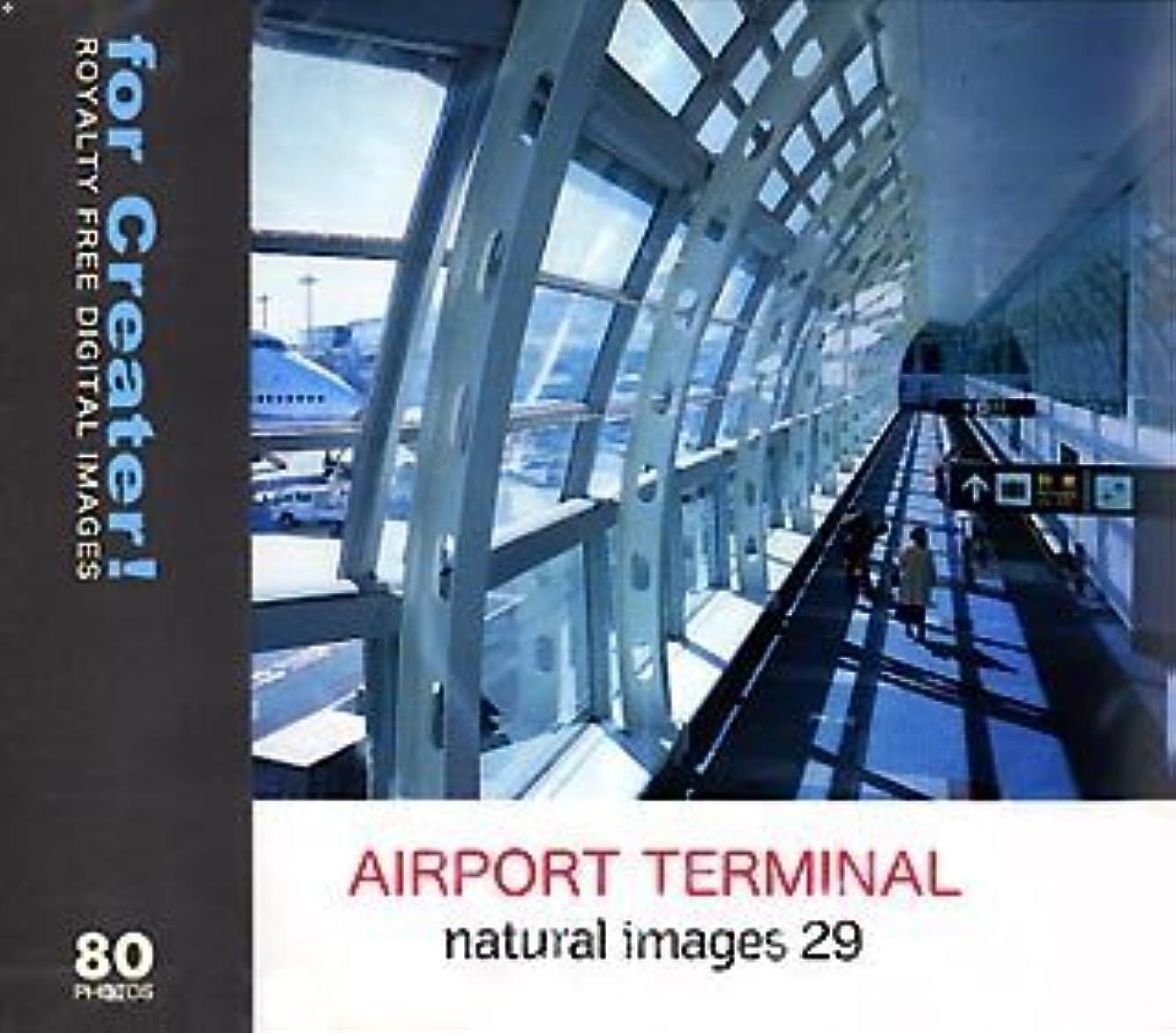 彼らはクッション甥natural images Vol.29 Airport Terminal