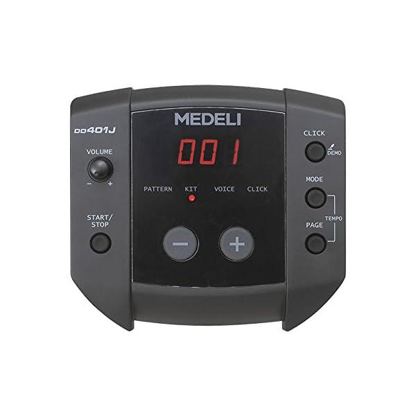MEDELI メデリ 電子ドラム DD401J...の紹介画像2
