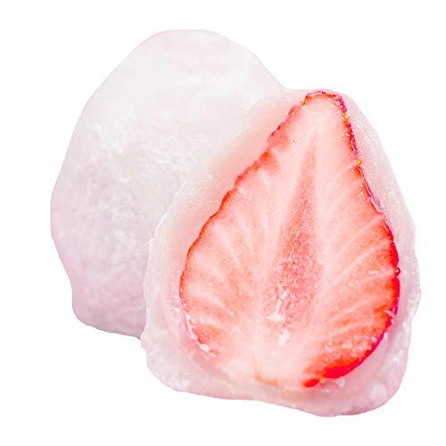 【フルーツ大福】 いちご大福 4個入り 取り寄せ 【ゴロっとまるごと果実】 果物 白餡 イチゴ デザート 生菓子 和洋スイーツ