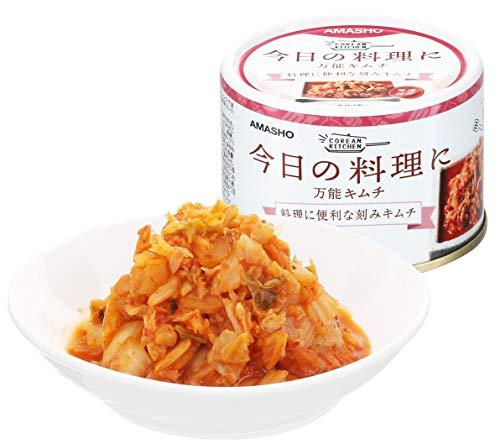 万能キムチ(160g×12缶) 保存3年