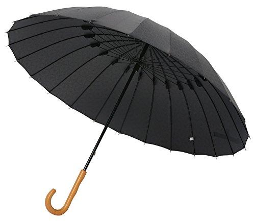 [해외]초경량 24 개의 뼈 우산에도/Ultra lightweight 24 boned umbrella Edo