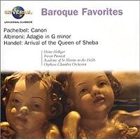 Baroque Favorites