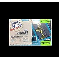 5x7 Monster Snap hoop for Embroidery Machine Brother Dream Maker XE, Dreamweaver, Quattro 6000D 6700D 4500D 4750D 4000D 2800D 2500D 1500D Innovis 5000 by Snap Hoop