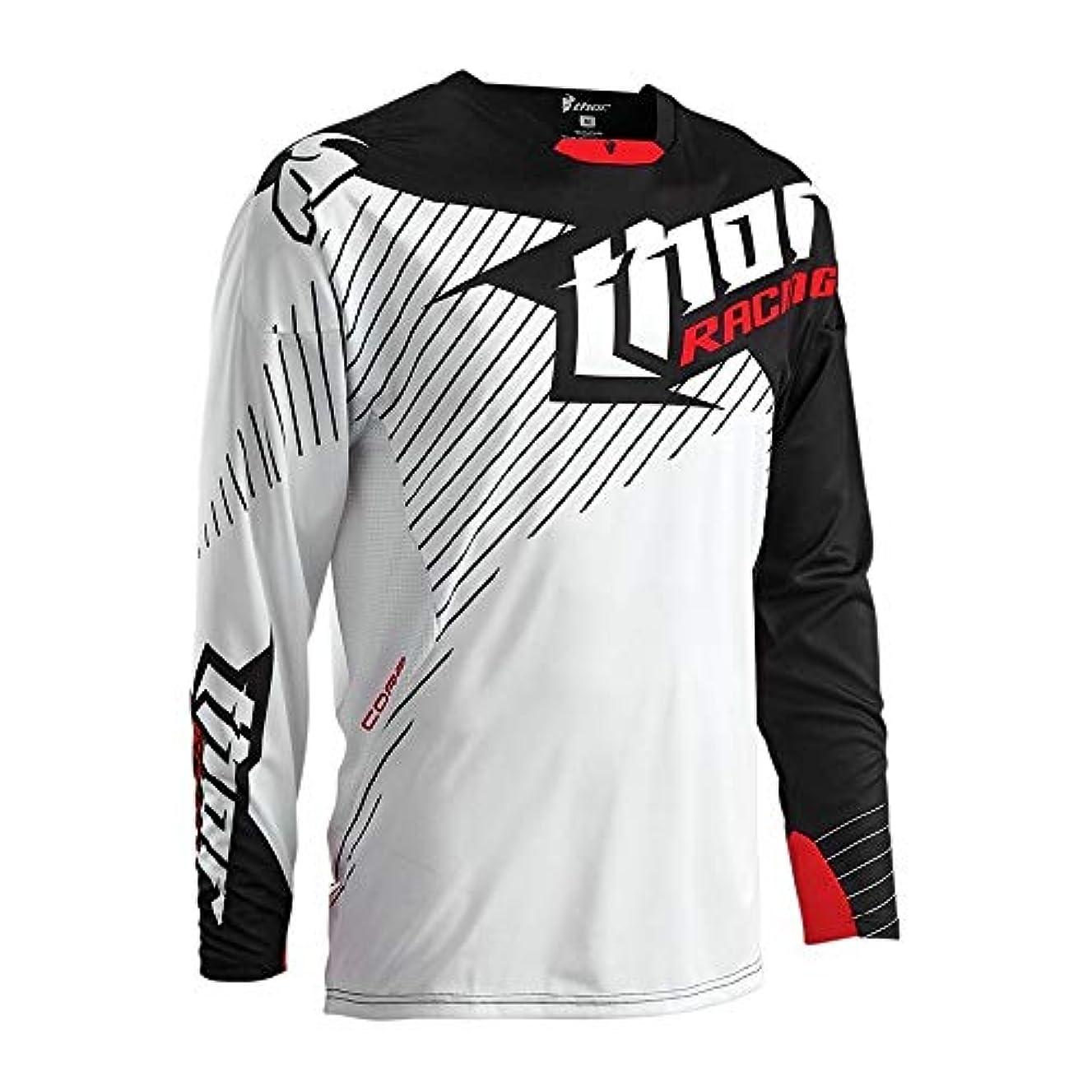 プレビスサイト不屈ポーチCXUNKK モトクロスレーシング半袖Tシャツ通気性水分発散速度低下スーツ