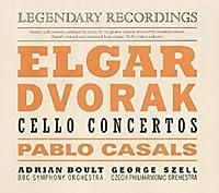 Elgar/Dvorak: Cello Concertos