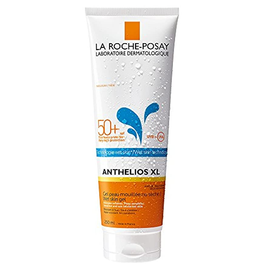 永遠にパイプ息を切らしてLa Roche-Posay(ラロッシュポゼ) 【濡れた肌にも使える日やけ止めジェルクリーム】アンテリオス XL ウェットスキン SPF50+/PA++++ 250mL <フェイス?ボディ用>