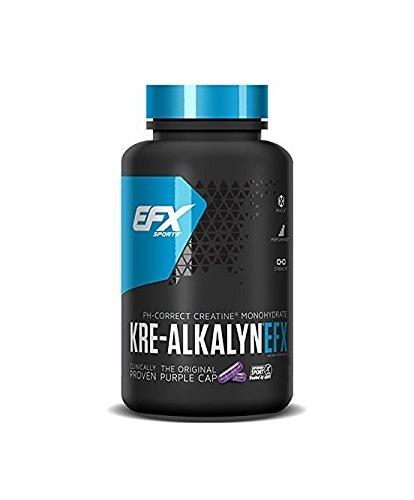 [ お得サイズ ] クレアルカリン EFX(高純度クレアチン) 240粒[海外直送品] (240粒)