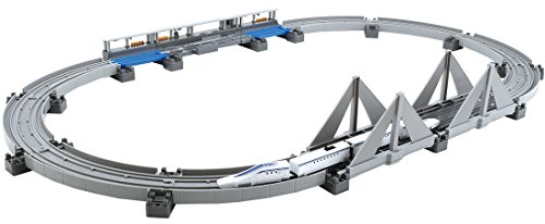 プラレール アドバンス 超電導リニアL0系 高架レールセット