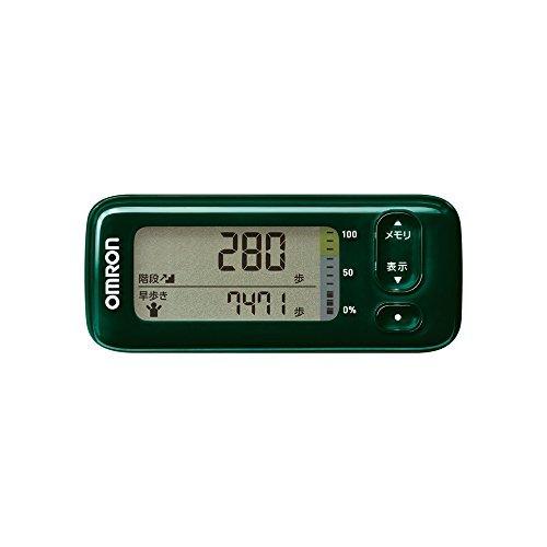OMRON Activity meter Calorie Calori scan HJA-405T-R from Japan